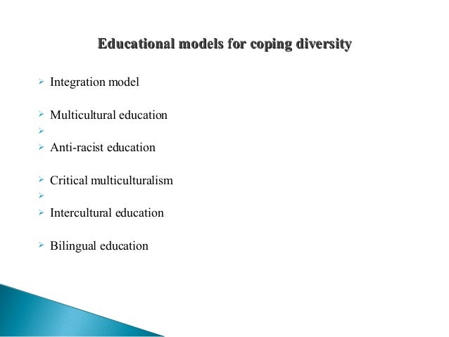 Challenges in the field of intercultural education
