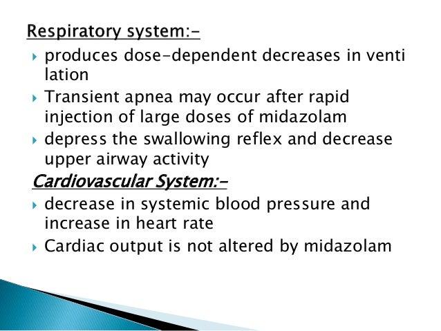 intravenous anaesthetic agents incudes benzodiazipenes