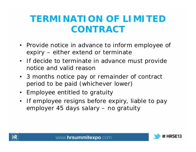 Terminate Workplace Contracts Samples Temporary Employment Contract