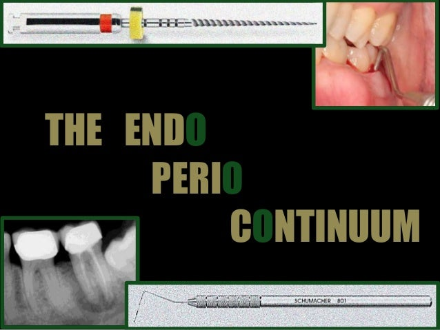 endodontic periodontal relationship quiz