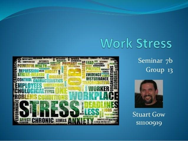Seminar 7b Group 13 Stuart Gow s11100919