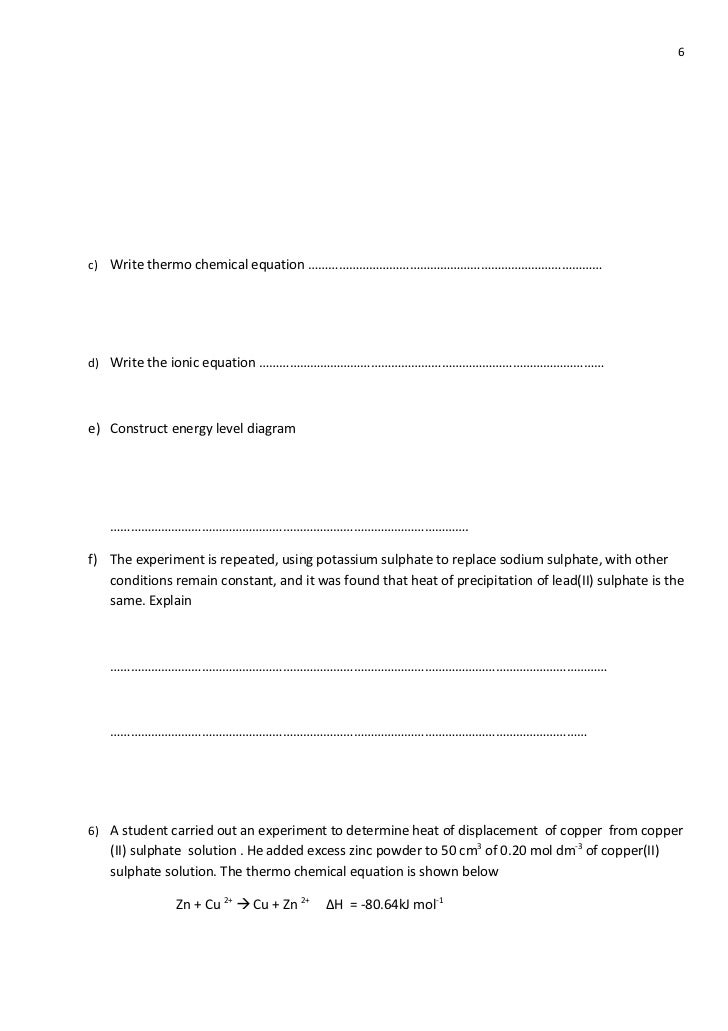 Seminar Form 5 Revision On Electrochemistry Carbon Compound And Th