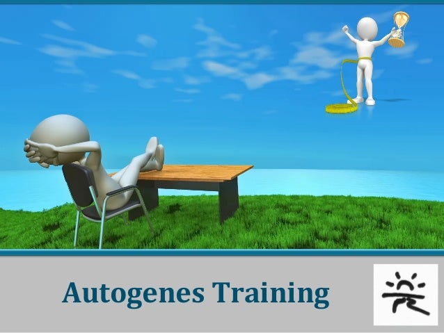 seminar autogenes training. Black Bedroom Furniture Sets. Home Design Ideas