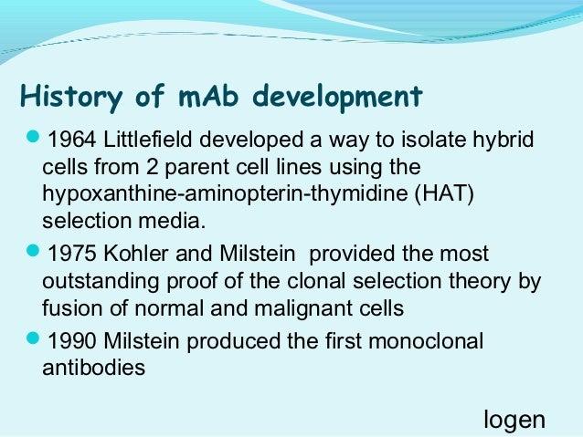 monoclonal antibodies Slide 2