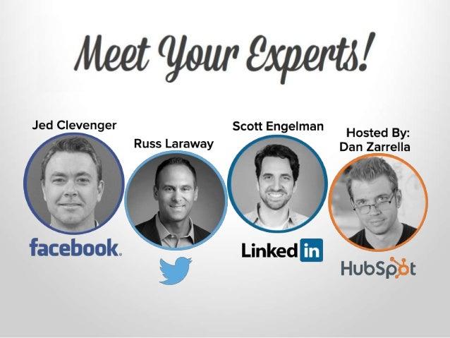Secrets to Success on Social Media Slide 2