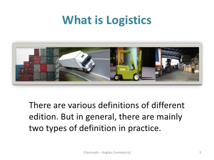 introduction into logistics notes Introduction to supply chain network design  given a logistics network and a  defined distribution strategy, how can i best use my available trans- portation.