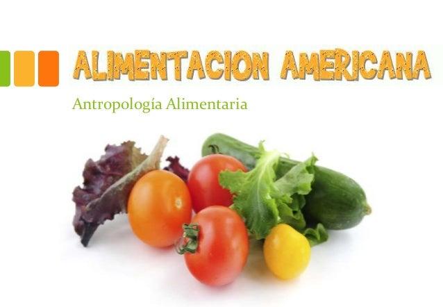 Antropología Alimentaria