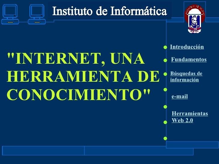 Seminario Internet Slide 2