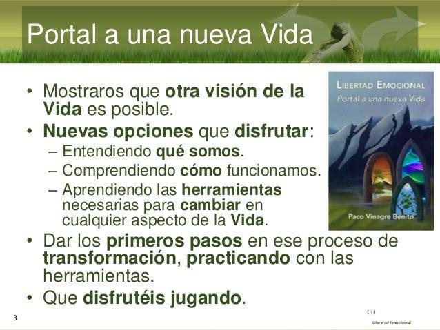 Seminario de Libertad Emocional 2021 (1/9): Portal a una nueva Vida Slide 3