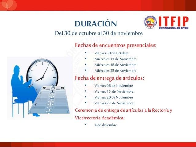Seminario   taller itfip presentacion inicial Slide 3
