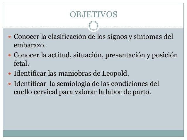 Semiología Obstétrica  Slide 2
