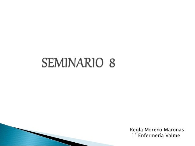 Regla Moreno Maroñas 1º Enfermería Valme