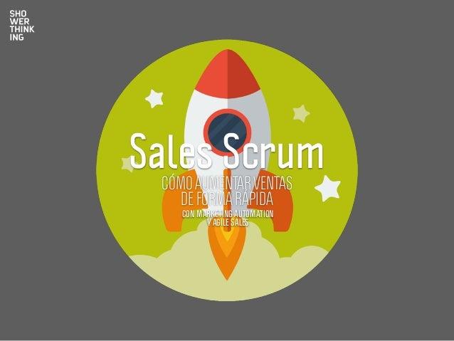 """¿QUÉ ES LA METODOLOGÍA SALES SCRUM? Es una metodología iterativa e incremental para gestionar los """"funnels"""" de ventas. SAL..."""