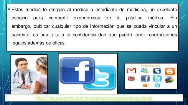 • En  muchas ocasiones, los pacientes pueden llegar a tener acceso a  mucha de la información que sus médicos publican, lo...