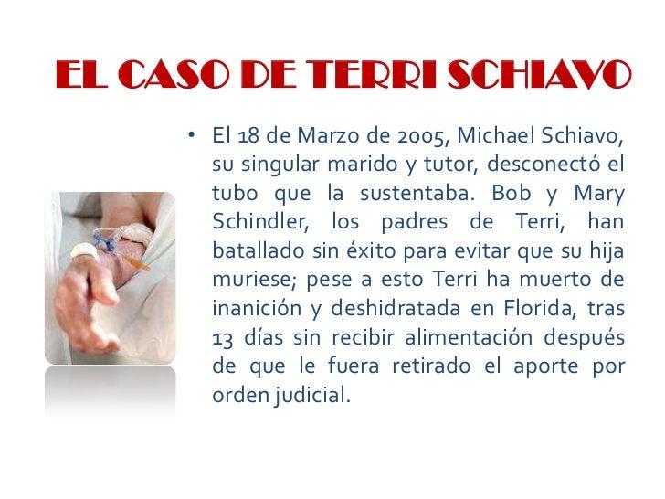 Bio tica y eutanasia - Casos de eutanasia ...