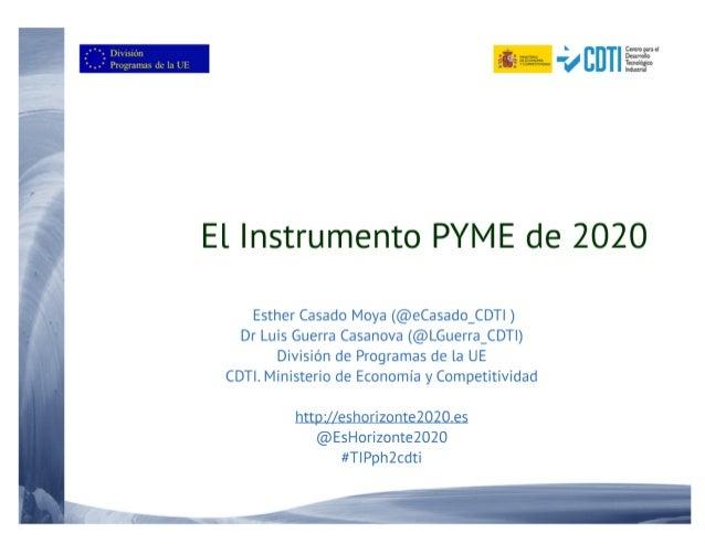 20160916_Cadiz_Taller de preparación de propuestas de FASE 2 de Instrumento PYME