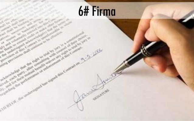Pagina 16   © Prima Posizione Srl – Vietata la copia e la distribuzione non autorizzata   www.prima-posizione.it 6# Firma