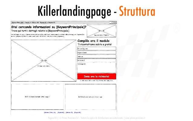 Pagina 85   © Prima Posizione Srl – Vietata la copia e la distribuzione non autorizzata   www.prima-posizione.it Killerlan...