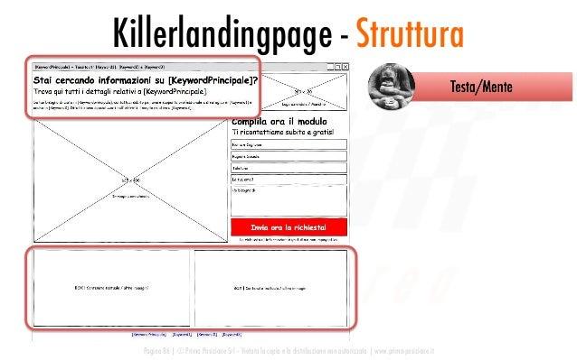 Pagina 86   © Prima Posizione Srl – Vietata la copia e la distribuzione non autorizzata   www.prima-posizione.it Killerlan...