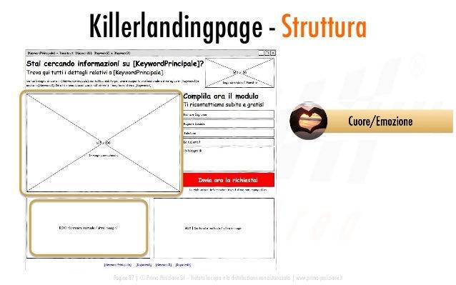 Pagina 87   © Prima Posizione Srl – Vietata la copia e la distribuzione non autorizzata   www.prima-posizione.it Killerlan...