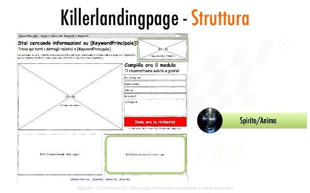 Pagina 88   © Prima Posizione Srl – Vietata la copia e la distribuzione non autorizzata   www.prima-posizione.it Killerlan...