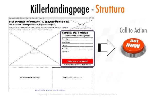Pagina 89   © Prima Posizione Srl – Vietata la copia e la distribuzione non autorizzata   www.prima-posizione.it Killerlan...