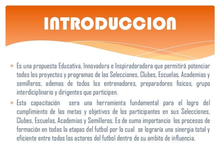 Seminario de Actualizacion Nivel I en Suramerica, Centroamerica, Norteamerica 2012 Construccion del modelo de juego a traves de sus organizacion. Slide 2