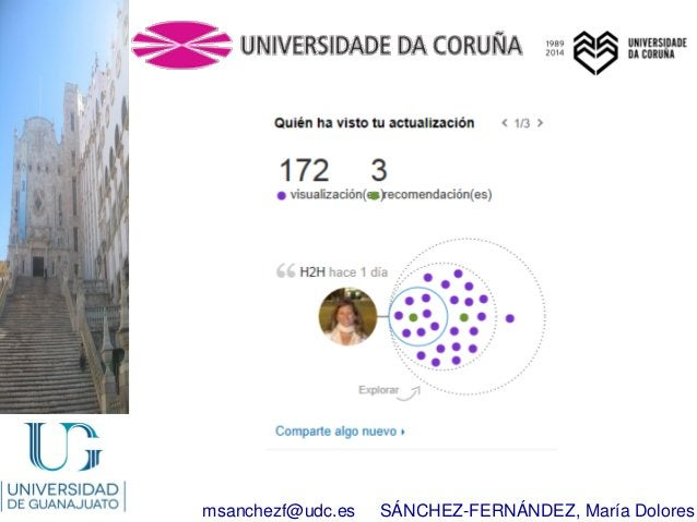 msanchezf@udc.es SÁNCHEZ-FERNÁNDEZ, María Dolores