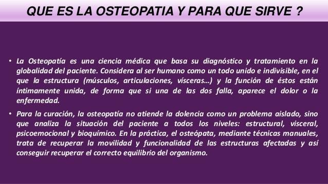 Seminario de osteopatia y naturopatia 2014