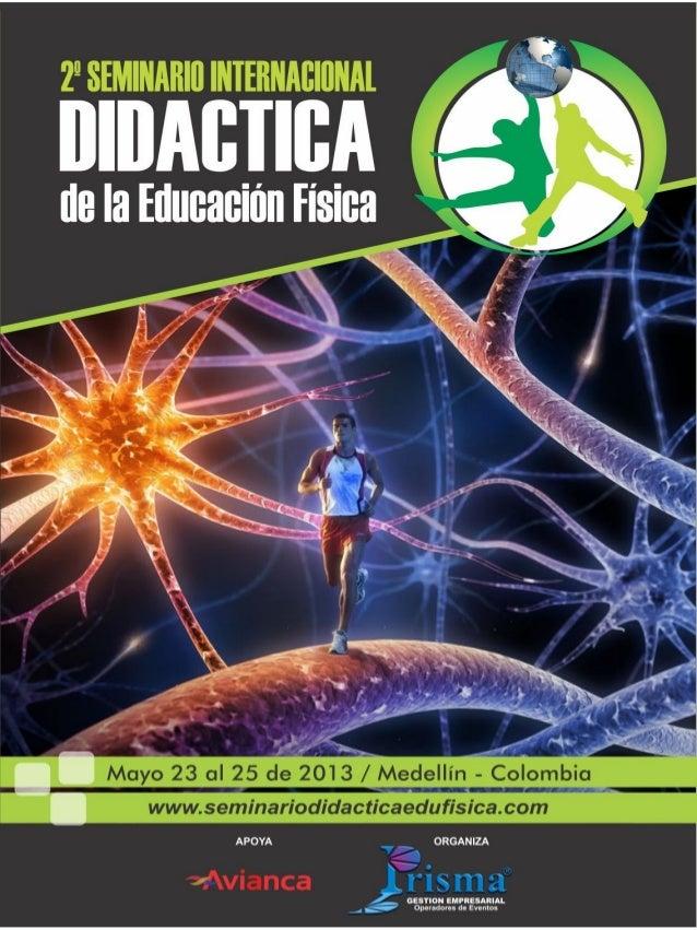 Seminario didactica edufisica 2013