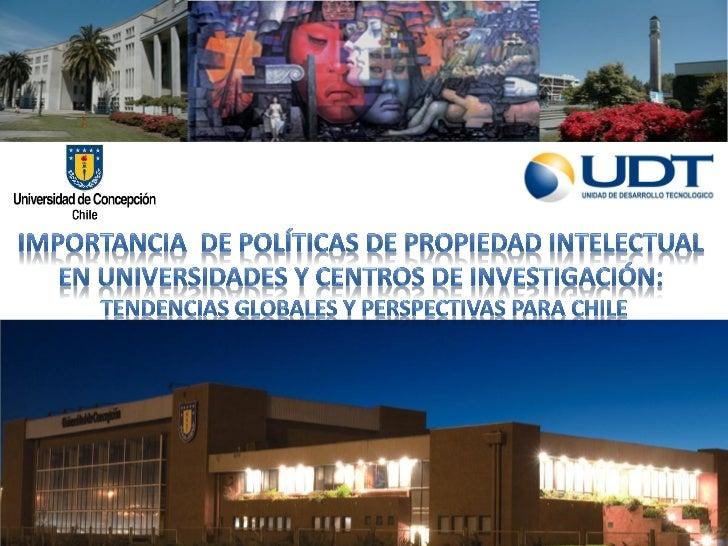 UNIVERSIDAD DE CONCEPCIONAutopista Concepción – Coronel, km 25       Parque Industrial Coronel