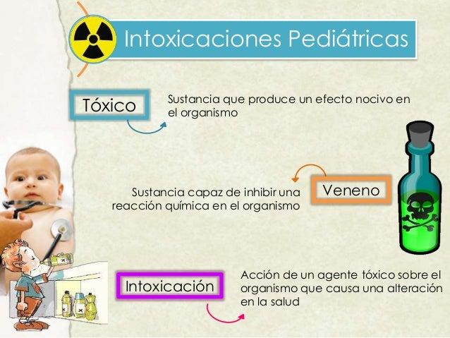 Intoxicaciones en Pediatría Slide 2