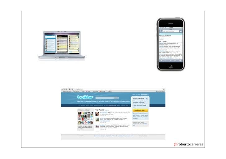 Seminario monográfico sobre cómo usar twitter Slide 3