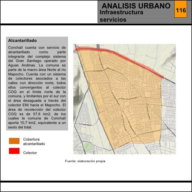 Alcantarillado Conchalí cuenta con servicio de alcantarillado como parte integrante del complejo sistema del Gran Santiago...