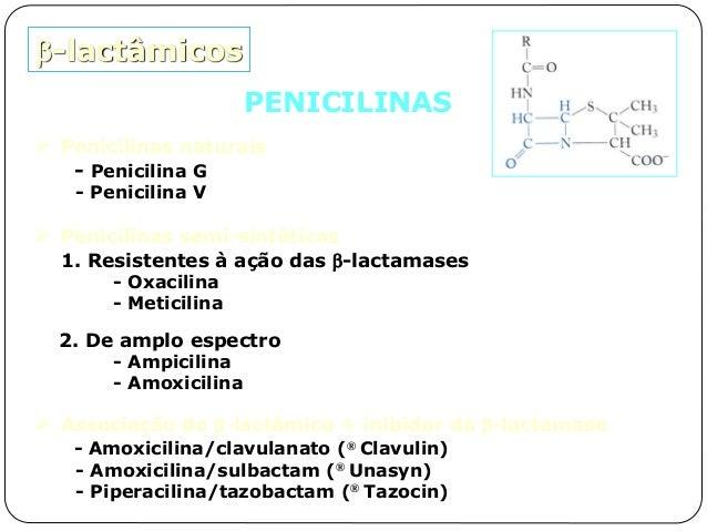 Apresentacao amoxicilina clavulanato