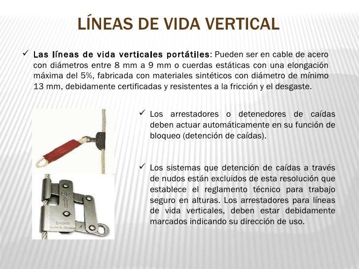 Seminario ppt for Escaleras portatiles certificadas