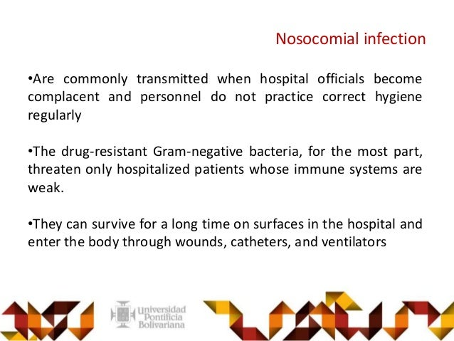 literature review on nosocomial infection pdf