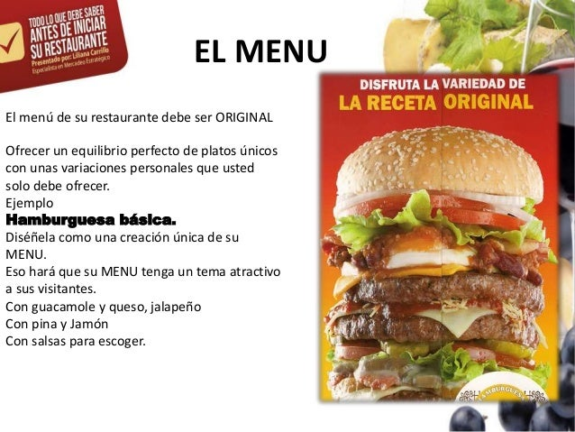 marketing para restaurantes por liliana carrillo estratega de market