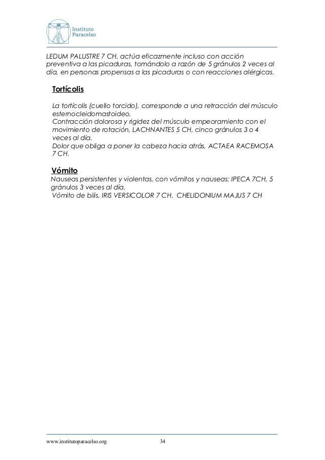 LEDUM PALUSTRE 7 CH, actúa eficazmente incluso con acción preventiva a las picaduras, tomándolo a razón de 5 gránulos 2 ve...