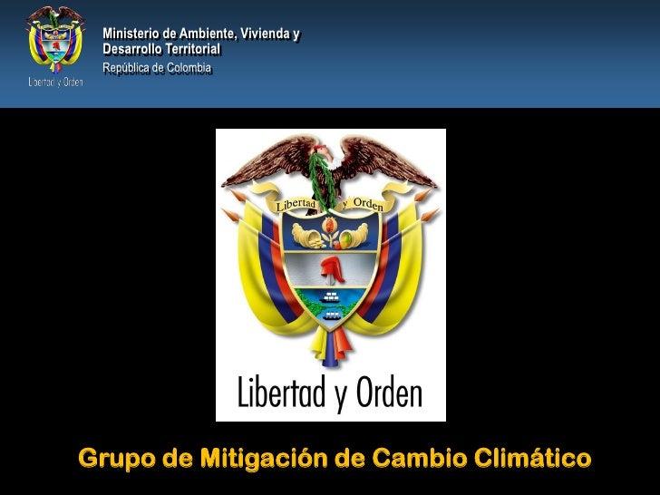 Evidencias, Impactos, Vulnerabilidad y Acciones en Colombia para Enfrentar el Cambio Climático. Nestor Garzón.