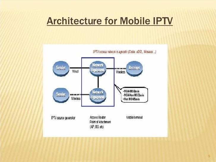 Seminar Mobile Iptv