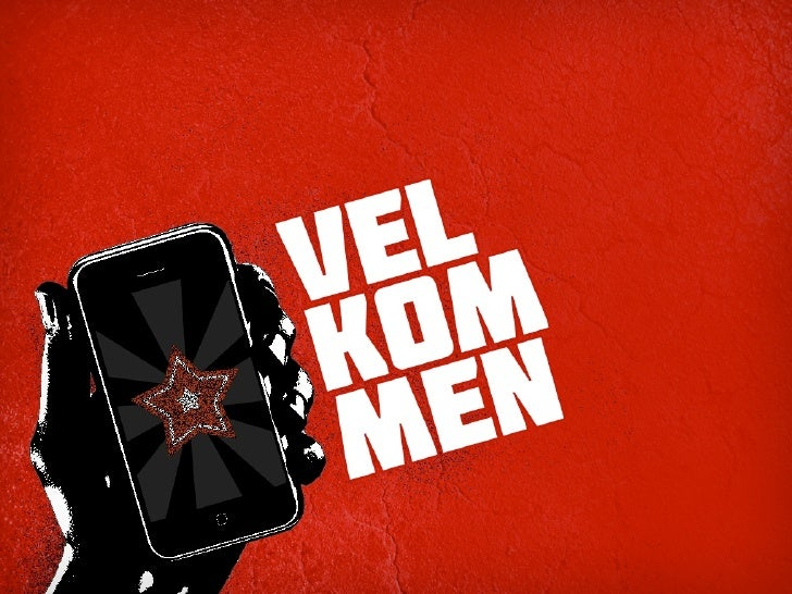 Agenda      Telenor Mobil  TERMINALTRENDER        Voyage   REVOLUSJONEN        Voyage    STRATEGIER         Apps    REALIS...