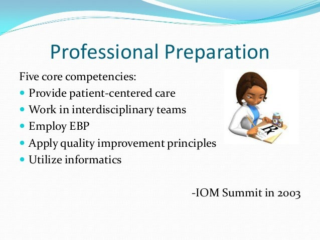 professional characteristics of nursing and the The caring professional nurse integrates these values in clinical practice  first is a sociodemographic characteristic of the nurses and second.