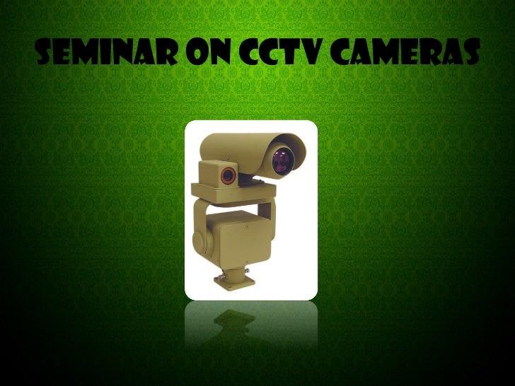 Cctv cameras powerpoint templates cctv cameras powerpoint.