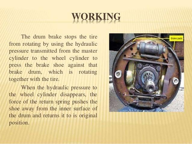 A Seminar on drum brake