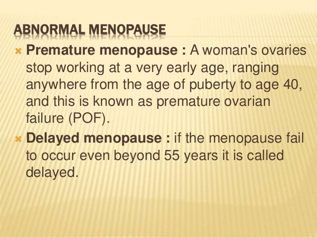 "menopause paper essay Menopause,"" he becomes increasingly worried that he shouldn't cure alan  because it would signal the end of alan's passion dysart confesses to hesther."