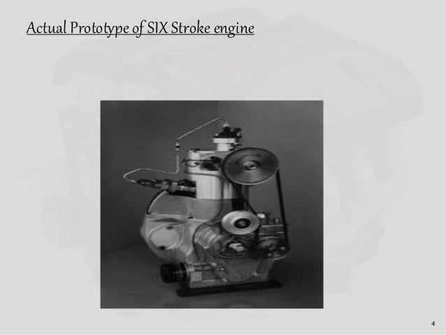 six stroke ic engine The straight-six engine or inline-six  an even-firing six cylinder two-stroke engine requires ignitions at 60° intervals or else it would run with simultaneous.