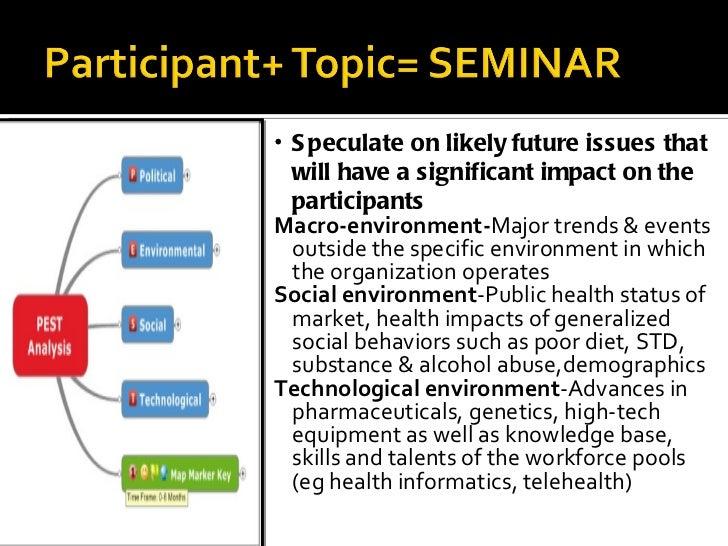 seminar topics on social issues