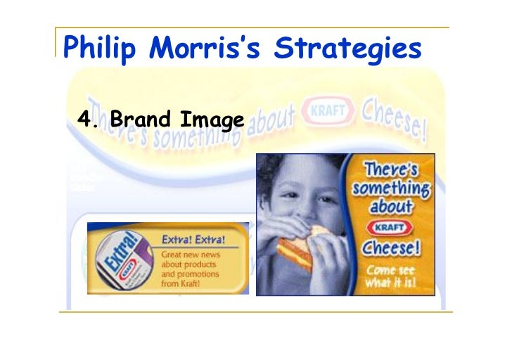 philip morris kraft case essay The separation of kraft and altria will benefit both companies and will: □   philip morris usa inc (pm usa) achieved solid retail  management's  discussion and analysis of financial condition and results of operations   awards vest (in the case of restricted stock) or are exercised (in the case of.