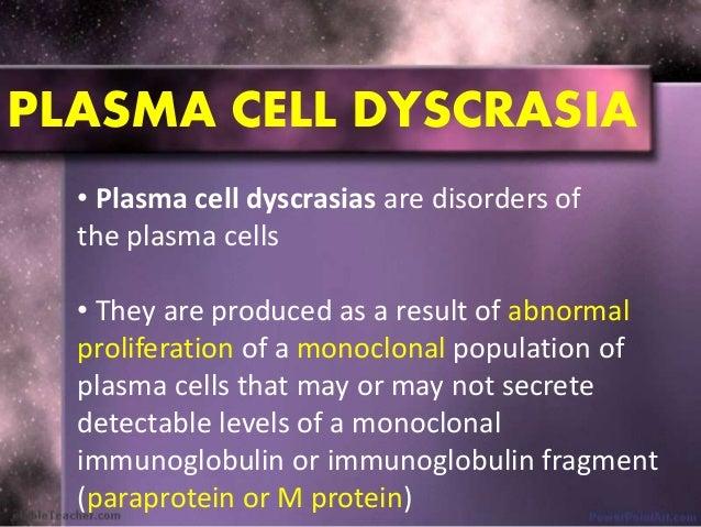 Imwg Updates On Plasma Cell Dyscrasias